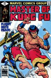 Master of Kung Fu Vol. 1 (Marvel - 1974) -82- Flight into Fear!