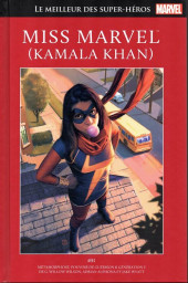 Marvel Comics : Le meilleur des Super-Héros - La collection (Hachette) -98- Miss marvel ( kamala khan )