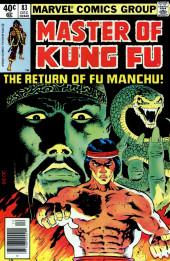 Master of Kung Fu Vol. 1 (Marvel - 1974) -83- The Return of Fu Manchu!