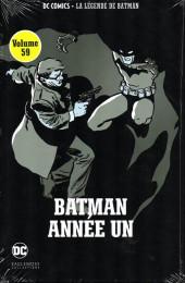 DC Comics - La légende de Batman -593- Batman année un