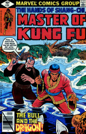 Master of Kung Fu Vol. 1 (Marvel - 1974) -84- The Bull and the Dragon!
