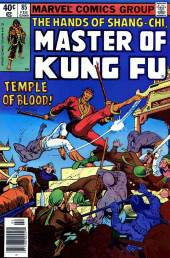 Master of Kung Fu Vol. 1 (Marvel - 1974) -85- Temple of blood!