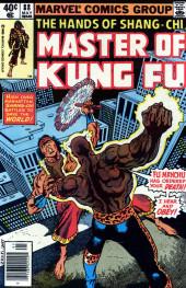Master of Kung Fu Vol. 1 (Marvel - 1974) -88- (sans titre)
