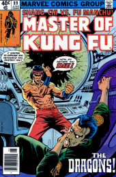 Master of Kung Fu Vol. 1 (Marvel - 1974) -89- The Dragons!
