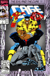 Cage Vol. 1 (Marvel - 1992) -7- The Evil and the Cure Part 3 of 4