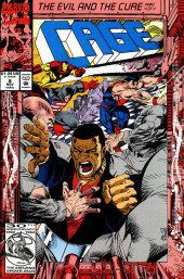Cage Vol. 1 (Marvel - 1992) -8- The Evil And The Cure Part 4 of 4