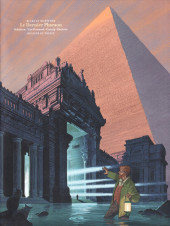 Blake et Mortimer (Les Aventures de) -HS3DP- Le Dernier Pharaon - Dossier de presse