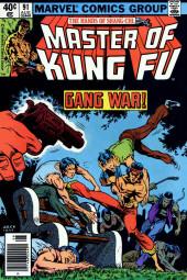 Master of Kung Fu Vol. 1 (Marvel - 1974) -91- Gang War!