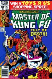 Master of Kung Fu Vol. 1 (Marvel - 1974) -93- Cult of Death!