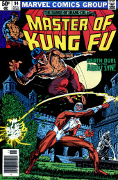Master of Kung Fu Vol. 1 (Marvel - 1974) -94- Death Duel with Agent Syn!