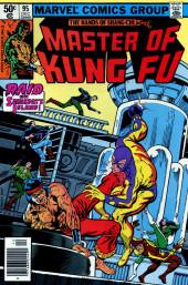 Master of Kung Fu Vol. 1 (Marvel - 1974) -95- Raid on Samisdat's Island!