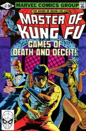 Master of Kung Fu Vol. 1 (Marvel - 1974) -97- Games of Death and Deceit!