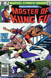 Master of Kung Fu Vol. 1 (Marvel - 1974) -98- Fight to the Finish!