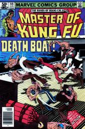 Master of Kung Fu Vol. 1 (Marvel - 1974) -99- Death Boat!