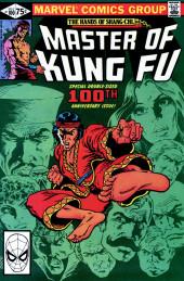 Master of Kung Fu Vol. 1 (Marvel - 1974) -100- (sans titre)