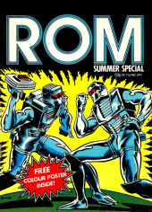 Rom Spaceknight (Marvel - 1979) -HSUK- Summer special