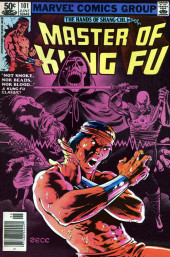 Master of Kung Fu Vol. 1 (Marvel - 1974) -101- Not Smoke, Nor Beads, Nor Blood...