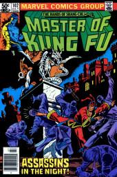 Master of Kung Fu Vol. 1 (Marvel - 1974) -102- Assassins in the Night!
