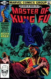 Master of Kung Fu Vol. 1 (Marvel - 1974) -103- A City Asea!