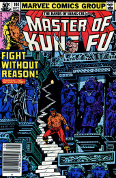 Master of Kung Fu Vol. 1 (Marvel - 1974) -104- Fight Without Reason!