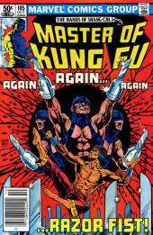 Master of Kung Fu Vol. 1 (Marvel - 1974) -105- Again... Again... Again... ...Razor Fist!