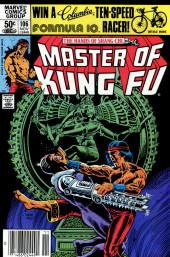 Master of Kung Fu Vol. 1 (Marvel - 1974) -106- (sans titre)