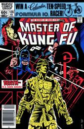 Master of Kung Fu Vol. 1 (Marvel - 1974) -109- Death-- Is a Dark Angel!!
