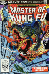Master of Kung Fu Vol. 1 (Marvel - 1974) -110- Perilous Reign