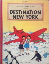 Jo, Zette et Jocko (Les Aventures de) -2B24- Destination New-York