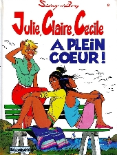 Julie, Claire, Cécile