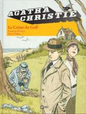 Agatha Christie (Emmanuel Proust Éditions) -7- Le Crime du Golf