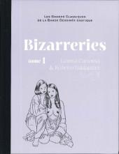 Les grands Classiques de la Bande Dessinée érotique - La Collection -9292- Bizarreries - Tome 1
