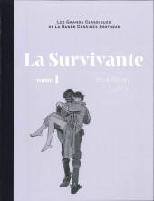 Les grands Classiques de la Bande Dessinée érotique - La Collection -93104- La Survivante - Tome 1
