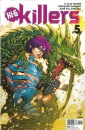 Killers (2019) -5- Issue 5