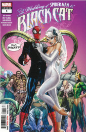 Black Cat (2019) -AN2019- The Wedding of Spider-Man & Black Cat