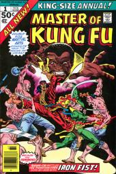 Master of Kung Fu Vol. 1 (Marvel - 1974) -ANN01- Master of Kung Fu