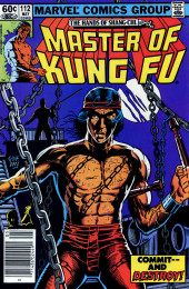 Master of Kung Fu Vol. 1 (Marvel - 1974) -112- Commit-- and Destroy!