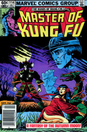 Master of Kung Fu Vol. 1 (Marvel - 1974) -114- A Fantasy of the Autumn Moon!
