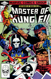 Master of Kung Fu Vol. 1 (Marvel - 1974) -115- (sans titre)