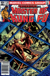 Master of Kung Fu Vol. 1 (Marvel - 1974) -116- (sans titre)