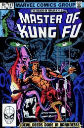 Master of Kung Fu Vol. 1 (Marvel - 1974) -117- Devil Deeds Done in Darkness!