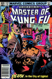 Master of Kung Fu Vol. 1 (Marvel - 1974) -121- Death... in the City of Lights!