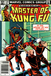 Master of Kung Fu Vol. 1 (Marvel - 1974) -124- ... In the House of His Father...