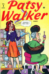 Patsy Walker (Timely/Atlas - 1945) -4- (sans titre)