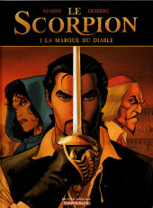 Le scorpion -1ES2019- la marque du diable