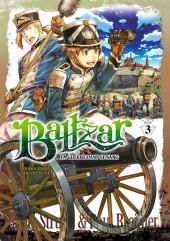 Baltzar, la guerre dans le sang -3- Tome 3