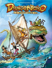Dragonero aventures -3- Tome 3