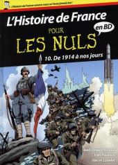L'histoire de France pour les nuls -10- De 1914 à nos jours