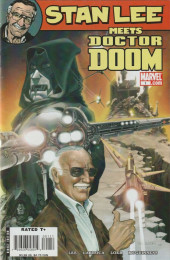 Stan Lee Meets... - Stan Lee Meets Dr. Doom