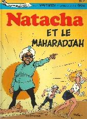 Natacha -2b1987- Natacha et le Maharadjah